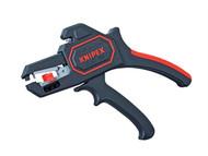 Knipex KPX1262180 - Self Adjusting Wire Strippers 0.2-6mm