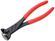 Knipex KPX6801180 - End Cutting Pliers PVC Grip 180mm
