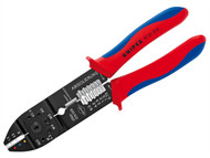 Knipex KPX9721215 - Crimping Pliers for Insulated Terminals & Plug Connectors