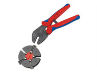 Knipex KPX973301 - Multicrimp Pliers Set - 3 Quick Change Cartridges