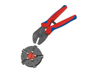 Knipex KPX973302 - Multicrimp Pliers Set - 5 Quick Change Cartridges