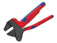 Knipex KPX9743200A - Crimp System Pliers 200mm
