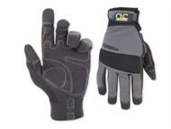 Kuny's KUN125M - Handyman Flexgrip Gloves - Medium (Size 9)