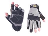Kuny's KUN140L - Pro Framer Flexgrip Gloves -Large (Size 10)