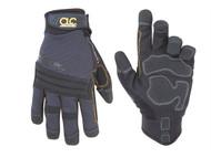 Kuny's KUN145L - Tradesman Flexgrip Gloves - Large (Size 10)