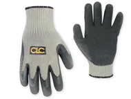 Kuny's KUN2034L - Thermal Lined Latex Gripper Gloves Large (Size 10)