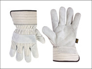 Kuny's KUN2040 - Chrome Leather Palm Rigger Gloves Large (Size 10)