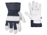 Kuny's KUN2352 - Top Grain Rigger Gloves Large (Size 10)