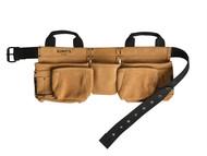 Kuny's KUNAP622 - AP-622a Carpenter's Apron 14 Pocket Split Grain Leather