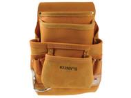 Kuny's KUNAPI933 - AP-i933 Carpenter's Nail & Tool Bag 10 Pocket