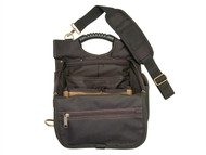Kuny's KUNEL1509 - EL-1509 Professional Electrician's Zip Pouch 21 Pocket