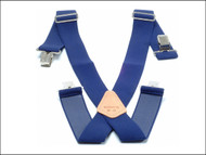Kuny's KUNSP15N - SP-15N Navy Braces 2in Wide