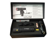 LED Lenser LED1200 - P7.2 Professional Torch with Pressure Switch & Gun Mount