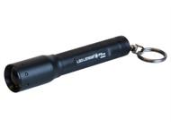 LED Lenser LED8403 - P3BM Black Key Ring Torch Gift Box