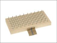 Lessmann LES061101 - Plasterers Brush 190 x 95mm (Steel Pins)