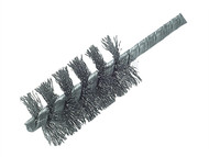 Lessmann LES54130107 - DIY Cylinder Brush 28mm 0.30 Steel Wire