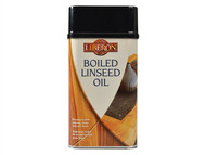 Liberon LIBBLO1L - Boiled Linseed Oil 1 Litre