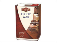 Liberon LIBFWW5L - Wood Floor Wax Clear 5 Litre