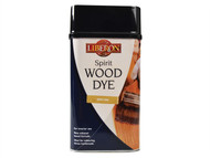 Liberon LIBSDLO1L - Spirit Wood Dye Light Oak 1 Litre