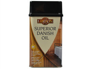 Liberon LIBSDO500 - Superior Danish Oil 500ml