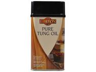 Liberon LIBTO1L - Pure Tung Oil 1 Litre