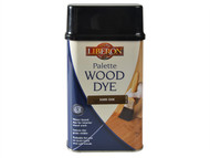 Liberon LIBWDPDO500 - Palette Wood Dye Dark Oak 500ml