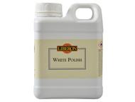 Liberon LIBWP1L - White Polish 1 Litre