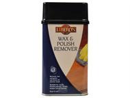 Liberon LIBWPR500 - Wax & Polish Remover 500ml