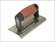 Marshalltown M/T176D - 176D Cement Edger Curved & Straight End Durasoft Handle 150 x 75mm (6 x 3in)
