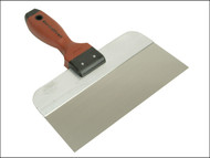 Marshalltown M/T3510DS - M3510DS Stainless Steel Taping Knife DuraSoft Handle 250mm (10in)
