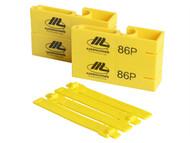 Marshalltown M/T86P - 86P Plastic Line Blocks (2)