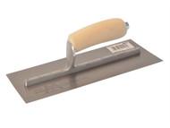 Marshalltown M/TMXS3 - MXS3 Plasterers Finishing Trowel Wooden Handle 11in x 4.3/4in