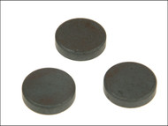 E-Magnets MAG600 - 600 Ferrite Disc Magnet 14mm (card 10)