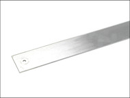 Maun MAU17001 - Carbon Steel Straight Edge 1 Metre (39.1/3in)