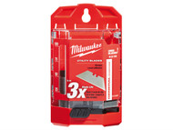 Milwaukee MIL48221950 - Knife Blades Bulk Pack 50 Piece