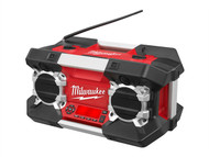 Milwaukee MILC1228DCR0 - C12-28 DCR-0 Contractors Jobsite Stereo Bare Unit