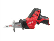 Milwaukee MILC12HZ0 - C12HZ-0 Compact Cordless Hackzall 12 Volt Bare Unit