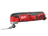 Milwaukee MILC12MT0 - C12 MT-0 Compact Cordless Multi-Tool 12 Volt Bare Unit