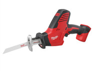 Milwaukee MILC18HZ0 - C18 HZ-0 Compact Cordless Hackzall 18 Volt Bare Unit