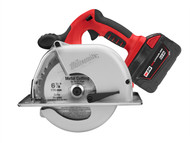 Milwaukee MILHD28MS3 - M28 HD28 MS-32C 174mm Heavy-Duty Metal Saw 28 Volt 2 x 3.0Ah Li-Ion