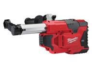 Milwaukee MILM12DE0 - M12 DE-0 Universal Dust Extractor 12 Volt Bare Unit