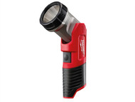 Milwaukee MILM12TLED0 - M12T LED-0 LED Torch 12 Volt Bare Unit
