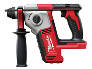 Milwaukee MILM18BH0 - M18 BH-0 SDS 2 Mode Hammer 18 Volt Bare Unit