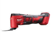 Milwaukee MILM18BMT0 - M18 BMT-0 Multi-Tool 18 Volt Bare Unit