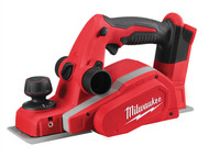 Milwaukee MILM18BP0 - M18 BP-0 Planer 18 Volt Bare Unit