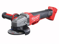 Milwaukee MILM18CAGDB0 - M18 CAG115XPDB-0 115mm Fuel Brushless Angle Grinder 18 Volt Bare Unit