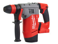 Milwaukee MILM18CHPX0F - M18 CHPX-0 FUEL High Performance SDS+ Hammer 18 Volt Bare Unit
