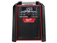 Milwaukee MILM18RC0 - M18RC-0 Radio Charger 240 Volt & 18 Volt Li-Ion Bare Unit