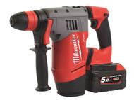 Milwaukee MILM28CHPX5F - M28 CHPX-502C FUEL SDS+ Hammer Drill 28 Volt 2 x 5.0Ah Li-Ion