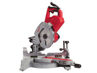 Milwaukee MILMS216SB - MS216SB 216mm Ultra Compact Slide Mitre Saw 1800 Watt 240 Volt